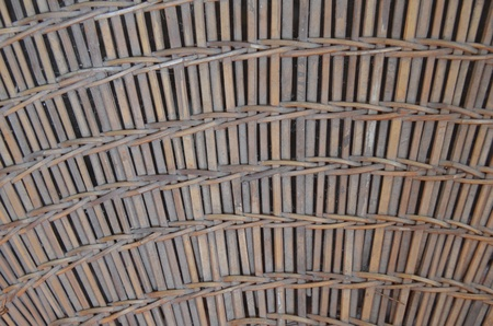 Floor mat bamboo background photo