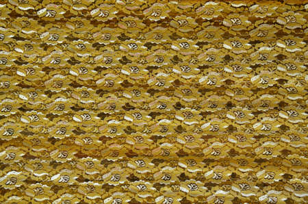 Gold fabric background photo