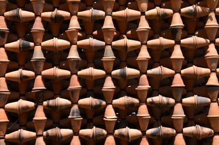 Clay pots Stock Photo - 18819619