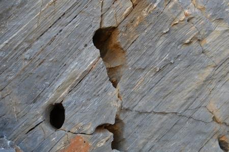 Hole stone Stock Photo - 18819744