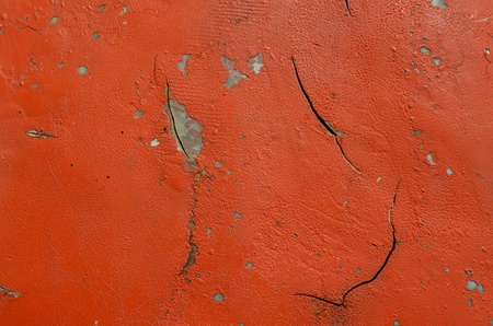 Wall red background Stock Photo - 18819745