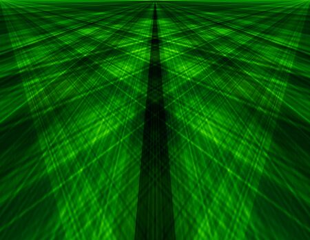 Abstract speed green background Stock Photo - 19290043