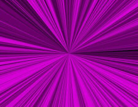 Rays puple background Stock Photo