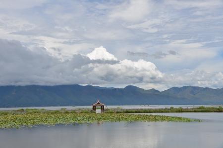 inle: Inle Lake,Myanmar Stock Photo