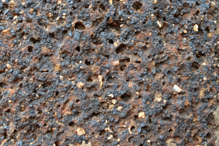 Laterite Background,Red Rock photo