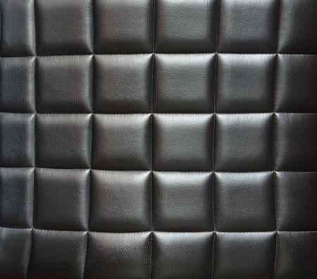 padded: Leather padded leather background Stock Photo
