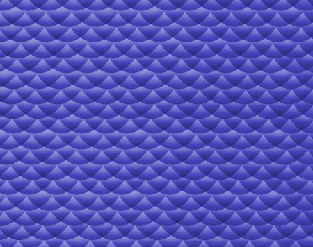 Abstract wave blue background Stock Photo