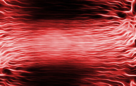 Background red stream light