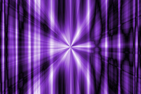 Abstract purple rays background