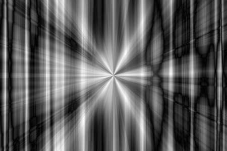 Abstract gray rays background Stock Photo