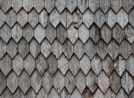 cedar shakes: Viejo fondo de madera del techo