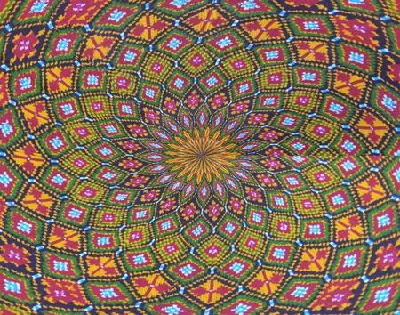 Abstract native cloths background 版權商用圖片