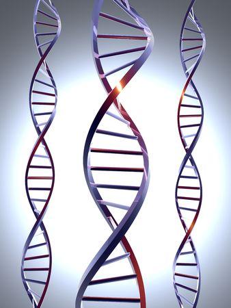 DNA 3 Foto de archivo - 220937