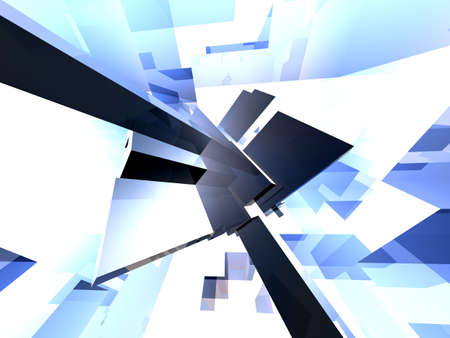 raytrace: Abstraktum 2