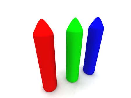 chastity: RGB - Crayons 1