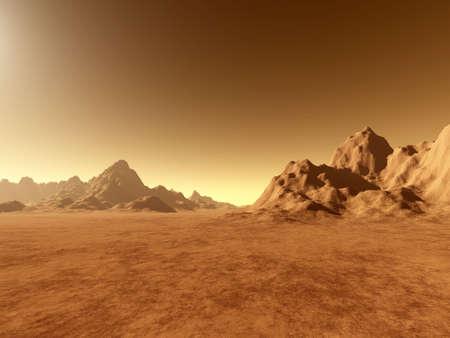 mars: Mars - Ground