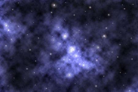 starfield: Starfield Background