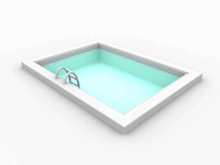 luxus: Pool 1