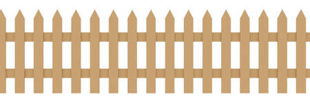 fence: Wooden Fence 2 Stock Photo
