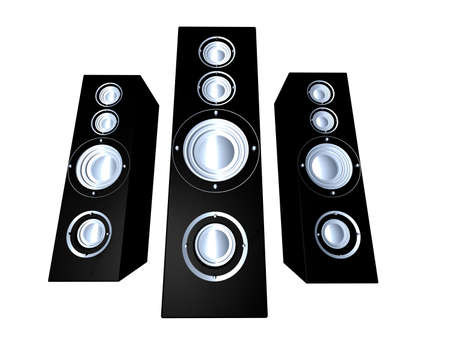 Speakers Stock Photo - 574519