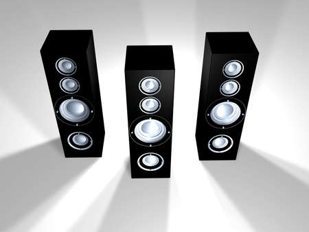 Speakers Stock Photo - 574510