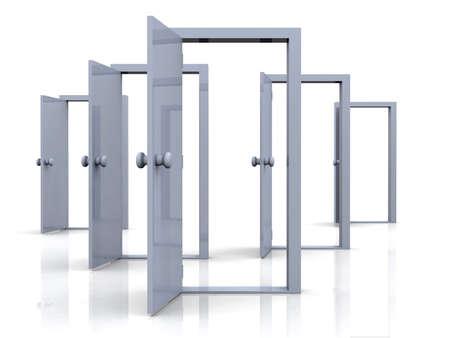possibility: Open Doors - Possibilities