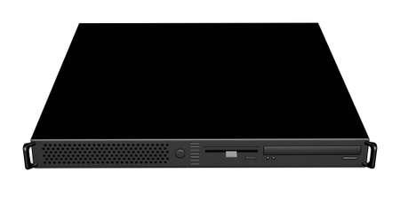 fileserver: Black 19inch Server 3