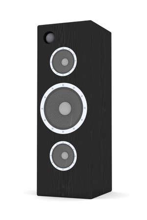 hifi: HiFi Speaker  Stock Photo