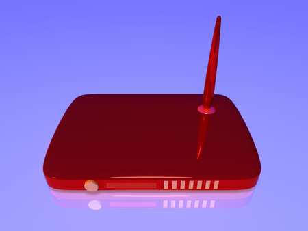 cat5: Wireless Network Router
