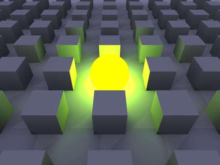 dominate: Illuminated One