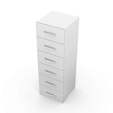 compartments: Filing Cabinet