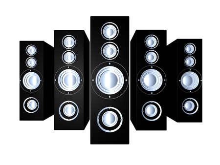 Speakers Stock Photo - 2479313