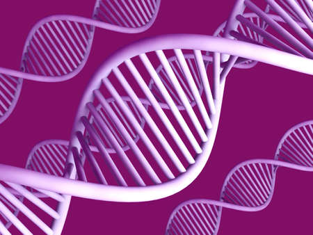 DNA  Stock Photo - 2496998