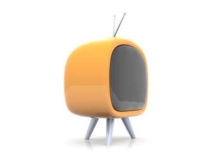 Retro TV Stock Photo - 2947267
