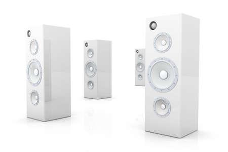 decibel: Speakers
