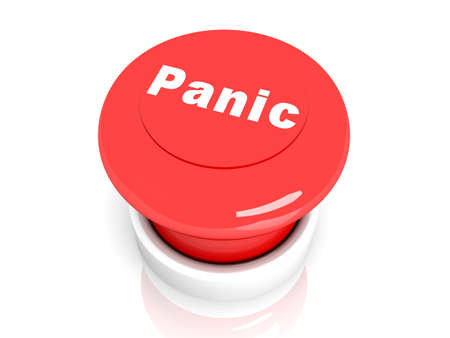 Panic Button Stock Photo - 2986489