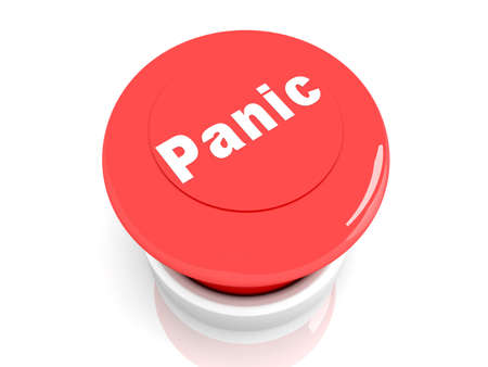 Panic Button Stock Photo - 2986493
