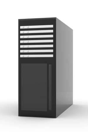 fileserver: Mainframe
