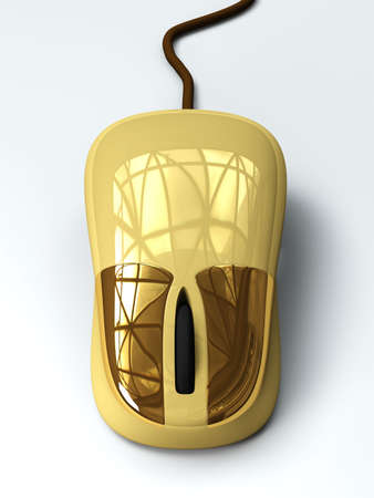 scrollwheel: Golden Mouse