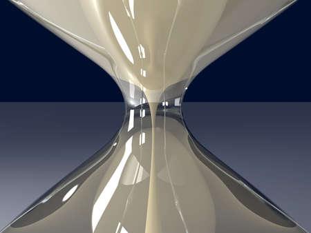 hour glass: Hour Glass Closeup