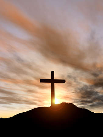 calvary: Cross on the hill