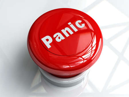 Panic Button Stock Photo - 3633780