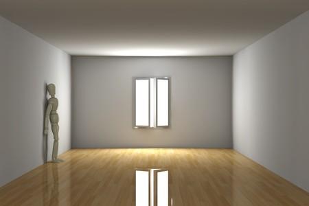 melancholic: Empty room - Melancholic