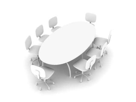 boardroom: Boardroom Table