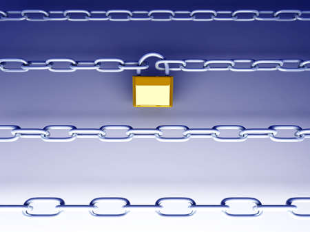 protecting: Locked Chain