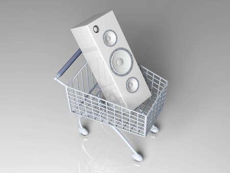 caddy: Audio Shopping