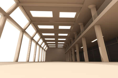 hallway: Hallway Architecture