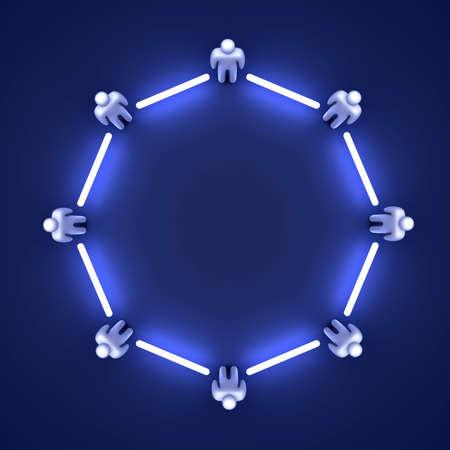 clique: Connected Team