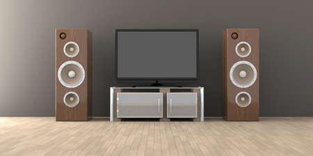 home entertainment: Home Entertainment System