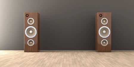 Speakers Stock Photo - 4609464